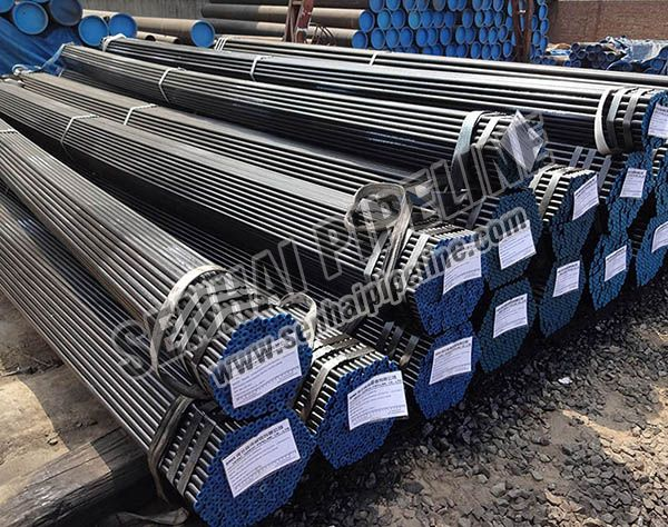 SEAMLESS STEEL PIPE,DIN17175 Seamless Steel Pipe