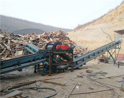 Magnetic Separator&Belt Conveyor,Scrap Crusher,Iron Chain Feeding Conveyor