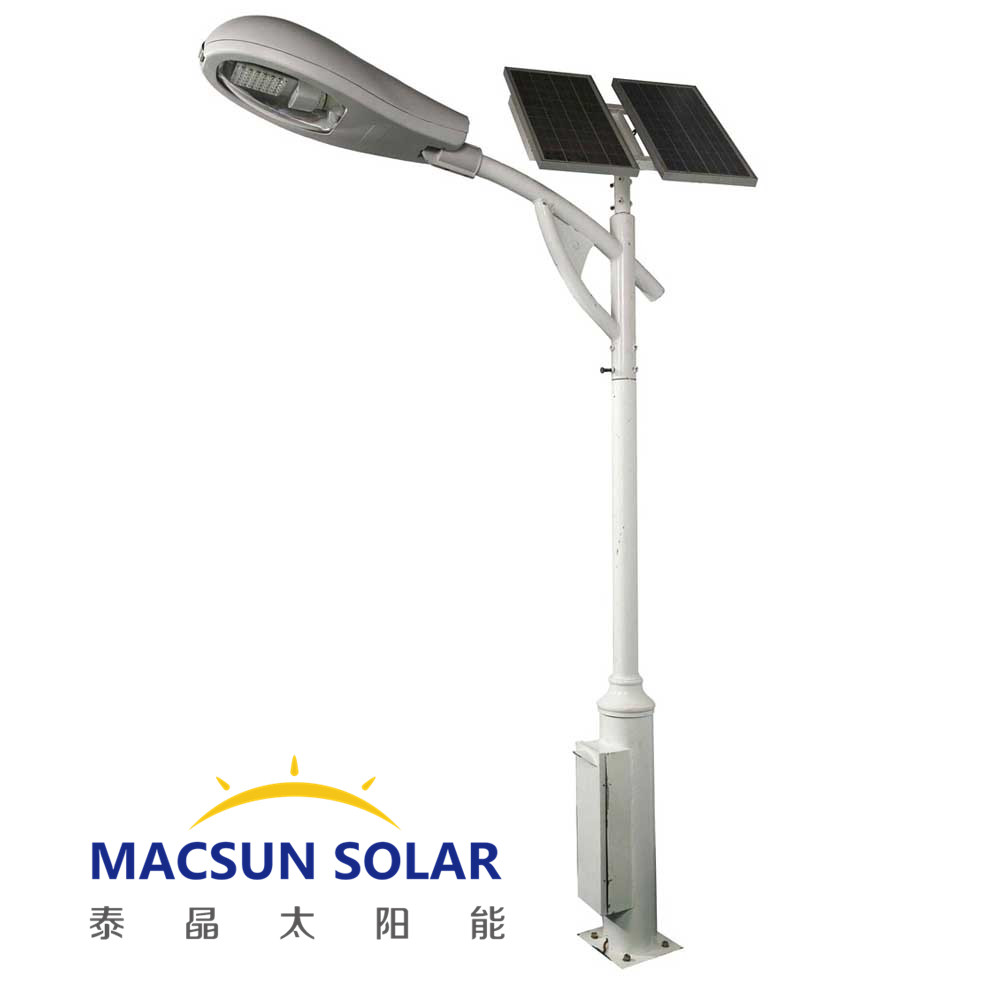 Hot Selling Solar Street Lights with 80W Led Lamp