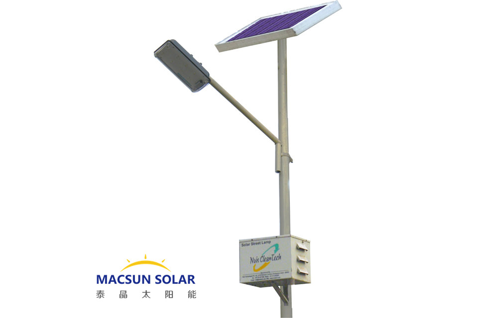 Solar 40 W Led Street Lights with Good Quality