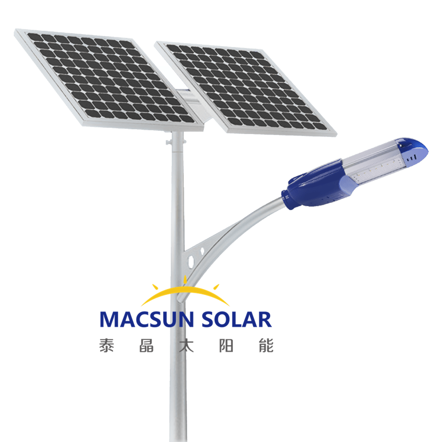 Solar Street Lights with 30 W Solar Panel from China