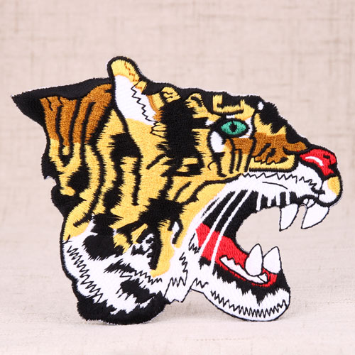 Tiger Custom Patches For Clothes
