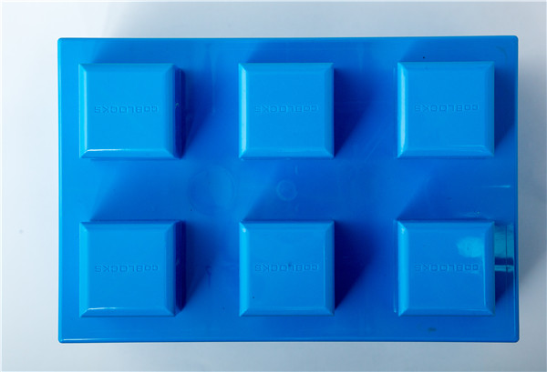 Blue light weight large toy plastic construction building brick blocks for kids playground