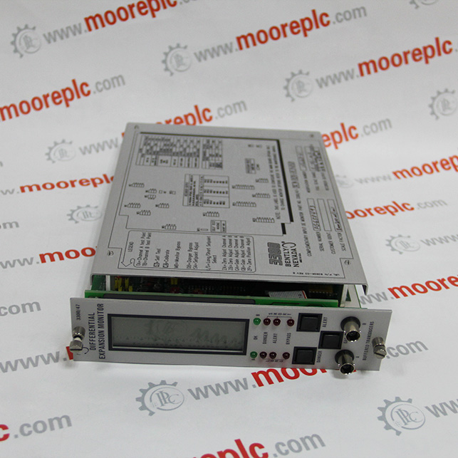 Bently Nevada 3500/42M Proximitor Seismic Monitor PLC Module 140734-02 3500 42 M