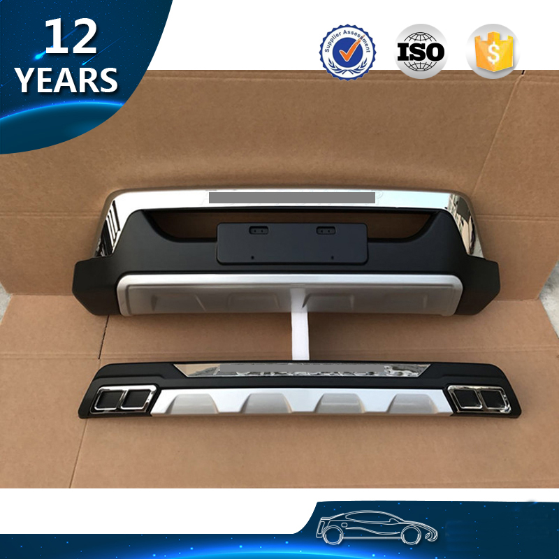 auto front Bumper accessories guard kits for toyota corolla ae101 vios 2016