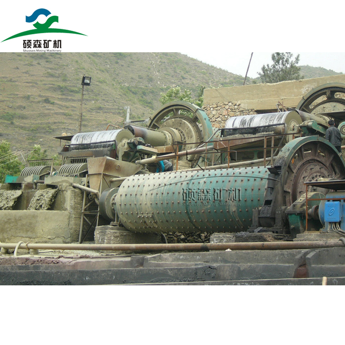 what is magnetic roll separator