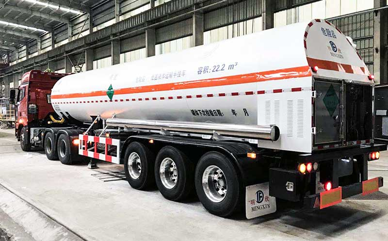 LNG Semi-trailer