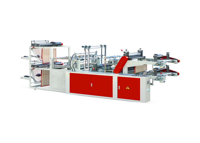 DZB Double Layers Rolling Bag Making Machine