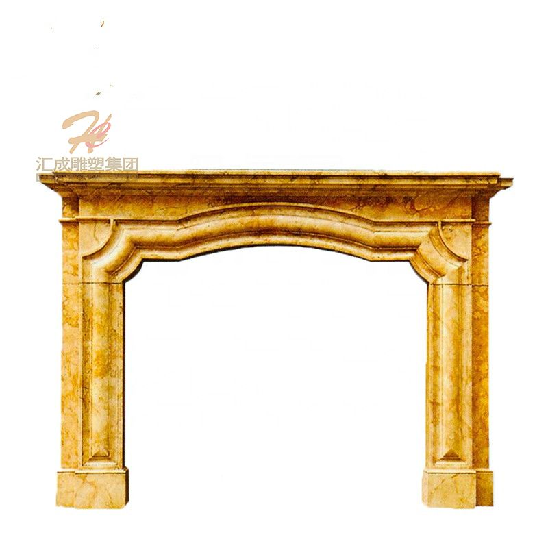 Custom Wholesale Low Price Marble Stone Fireplace