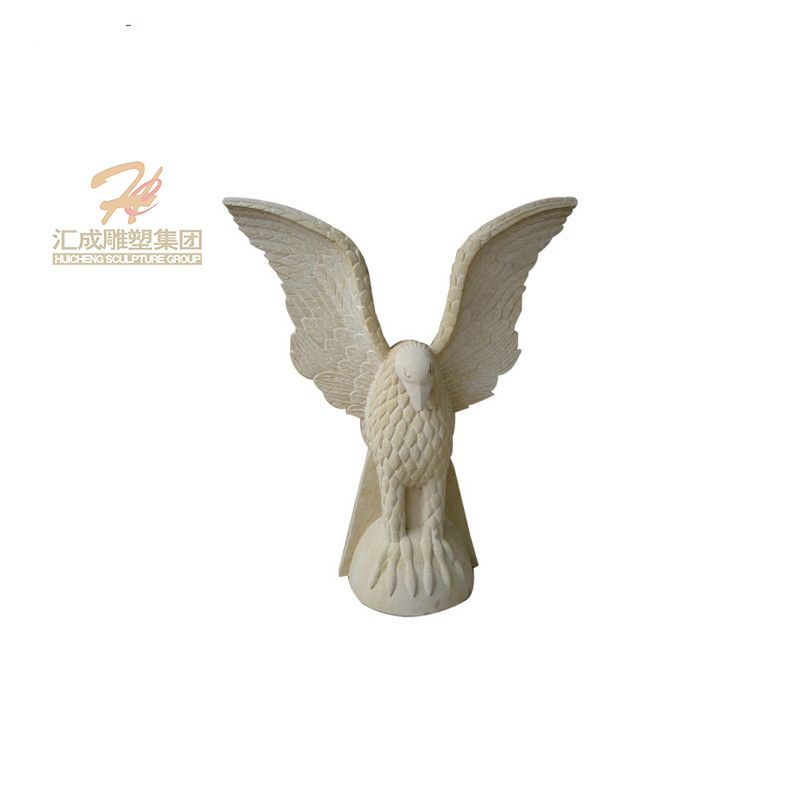 High Quality Marble Stone Eagle Sculpture