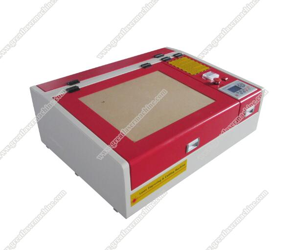WH4040 Mini desktop laser engraving machine