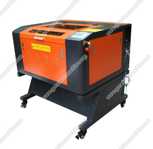 WH5030 40w laser engraving machine