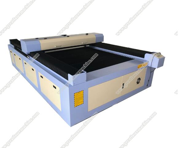 WH1325 Laser cutting machine