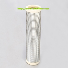 High efficiency removal of oil vapor water and solid particles compressed air filter