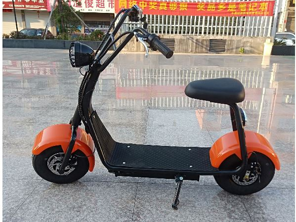 16 inch fat tire citycoco harley electric scooter