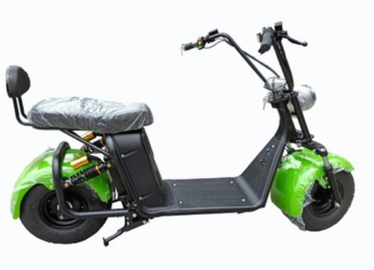 18 inch fat tire citycoco harley electric scooter