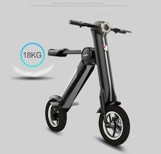 12 inch city smart foldable electric scooter