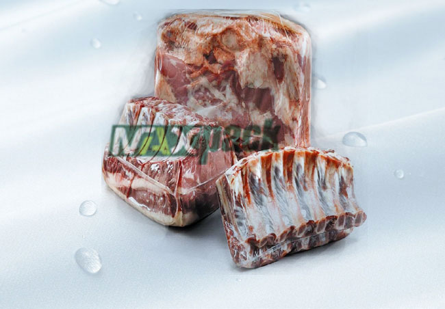 easy-peel high barrier bag for meat with bone,Vacuum shrink bag for cheese