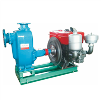 diesel irrigation pump