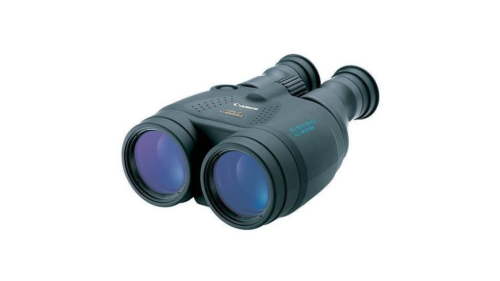 Canon 15x50 IS All Weather Image Stabilized Binoculars 4625A002