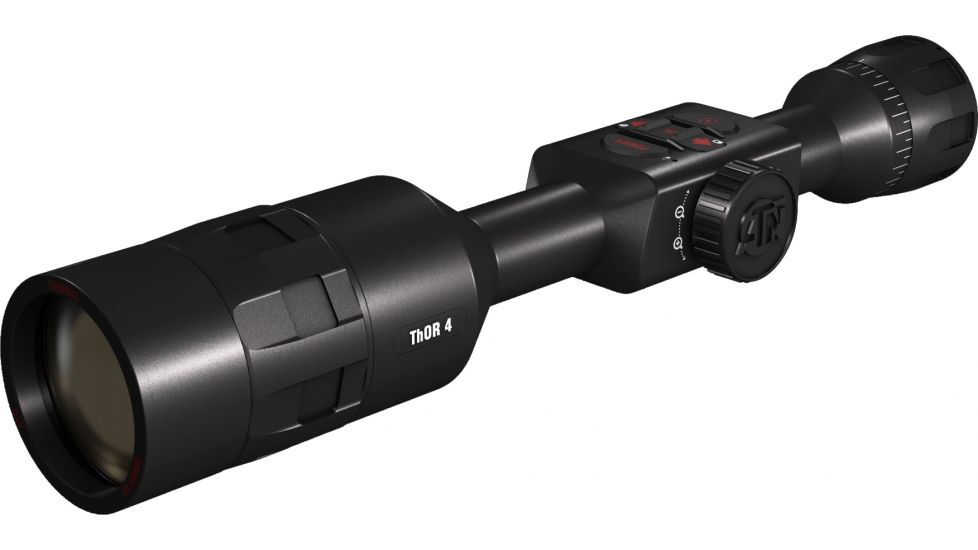ATN ThOR 4, 640x480 Sensor, 4-40x Thermal Smart HD Rifle