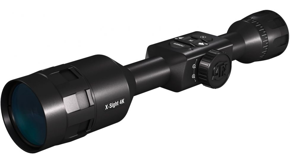 ATN X-Sight 4K Pro Edition 3-14x Smart HD Day/Night Riflescope