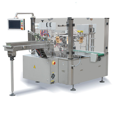 Automatic Rotary Pre-made Bag Packaging Machine 200D,Pre-made Pouch Fill Seal Machine