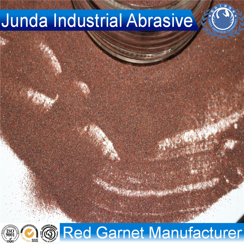 Granet Abrasive 80mesh for waterjet cutting