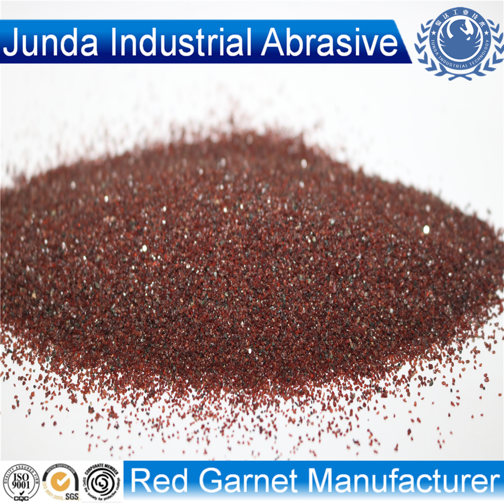 Garnet sand 30-60 Mesh for Blasting and Painting
