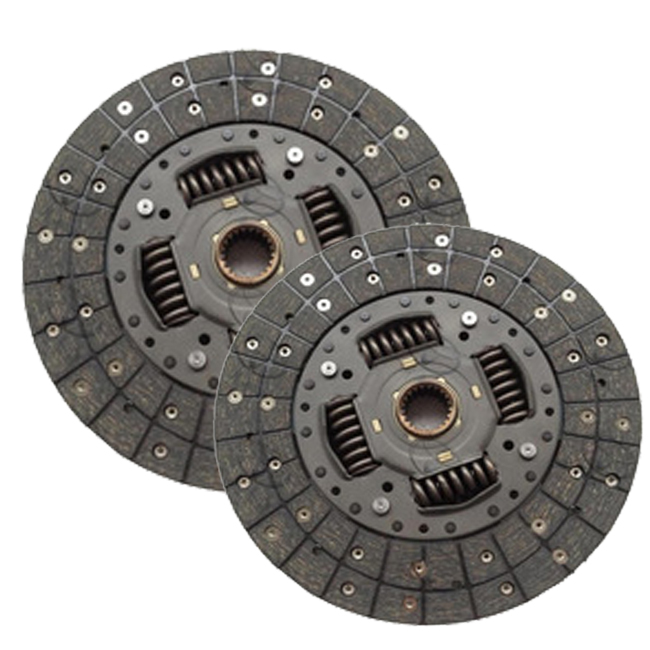 Truck clutch plate price For TOYOTA hiace cd70 OEM DTX-146