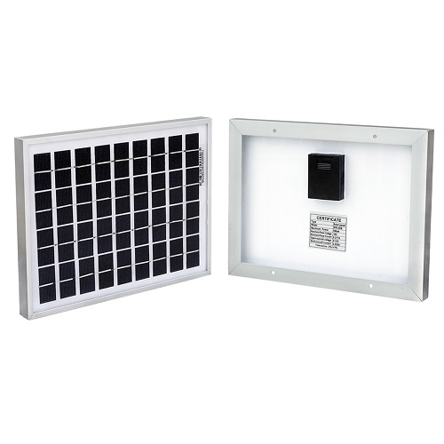 ECO-WORTHY 5W 12V Polycrystalline Solar Panel