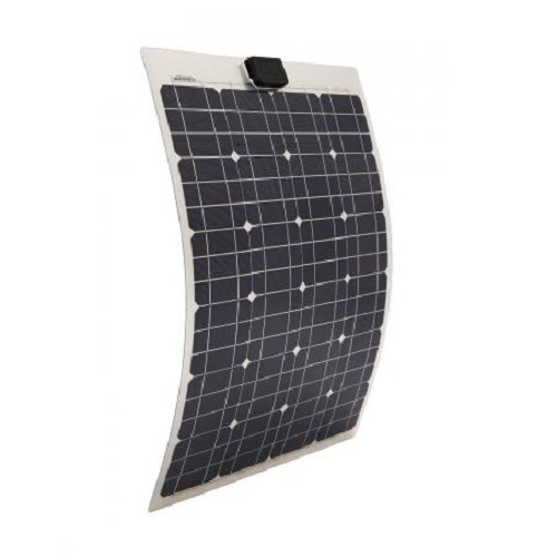 ECO-WORTHY 40W Semi-Flexible Monocrystalline Solar Panel