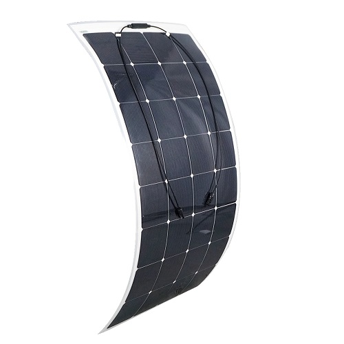 ECO-WORTHY 160W Flexible Solar Panel Battery Charge 18V 90cm Cable MC4 Connector For RV