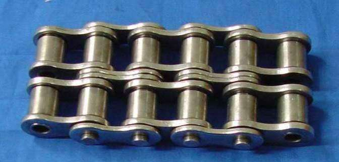 Carbon steel pin and bar Pintle chain