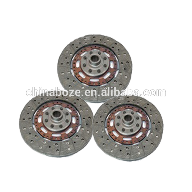 Clutch Disc Plate Manufacturers Truck For TOYOTA OEM DT-134 Aoto Disc