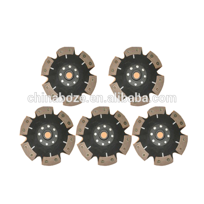 Auto Clutch Disc Manufacturers Truck For TOYOTA Car Plates Pressure Plate