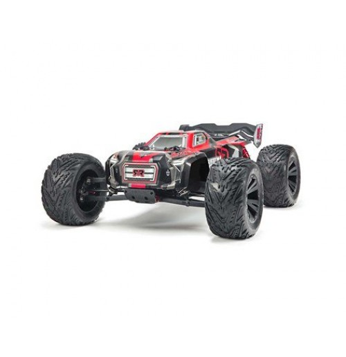 Arrma Kraton 6S BLX Brushless RTR 1/8 Monster Truck (Red/Black)