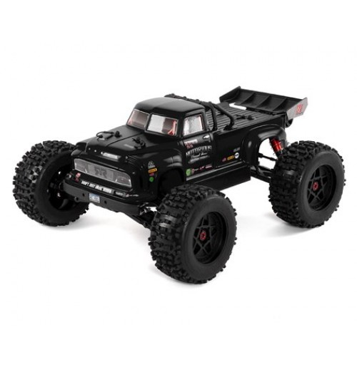Arrma Notorious 6S Classic BLX Brushless RTR 1/8 Monster Stunt Truck (Black)