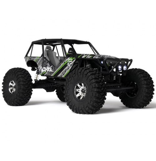 Axial Wraith 1/10th 4WD Ready-to-Run Electric Rock Racer