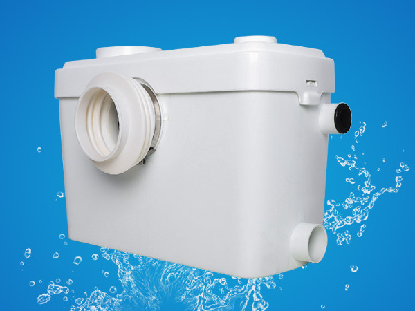Automatic domestic sanitary toilet macerator pump supplier