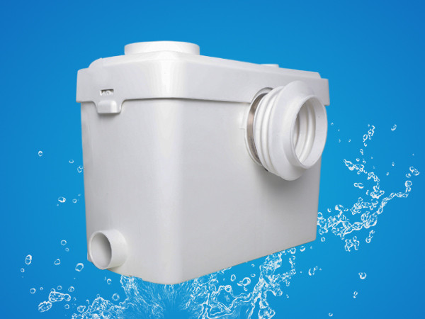 Multipurpose drain pump for washbasin/bathtub/shower sewage discharge