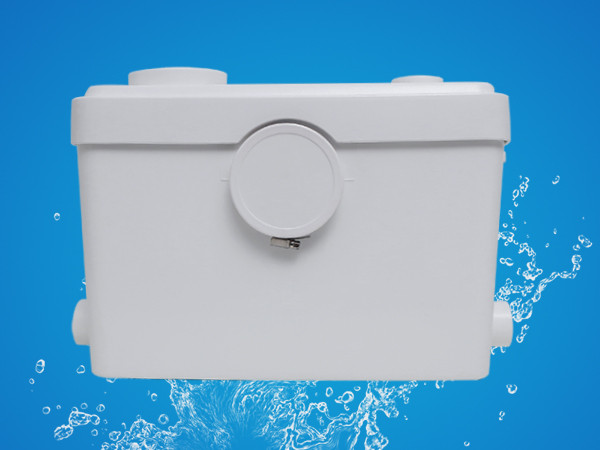 Good quality 600w electric  macerator sewage lifting pump for toilet  bathroom washing