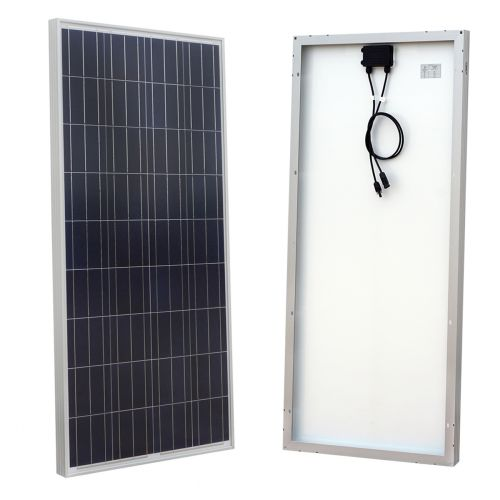 ECO-WORTHY 160W 12V Polycrystalline Solar Panel