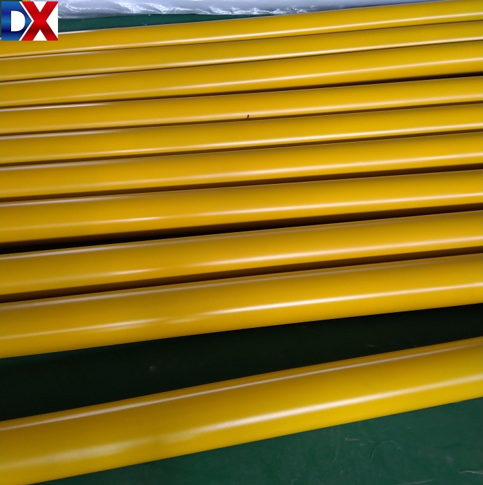 Seamless ST52 concrete pump pipe
