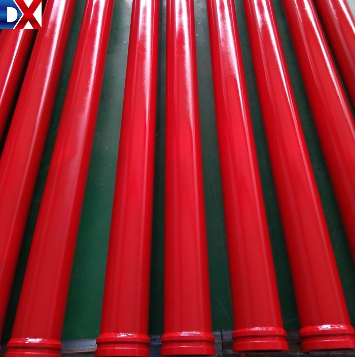 Good quality concrete pump st52 pipe