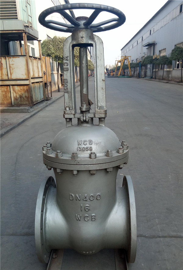Z41H-16C High quality manufacturer bottom price Russian standard wedge gate valve/sluice valve