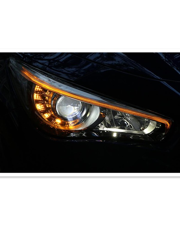China 2015 INFINITI Q50L headlamp
