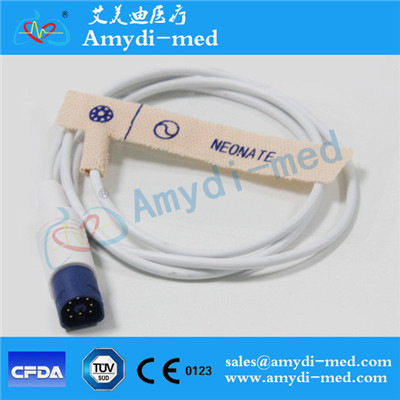 Philip MP20 disposable spo2 sensor