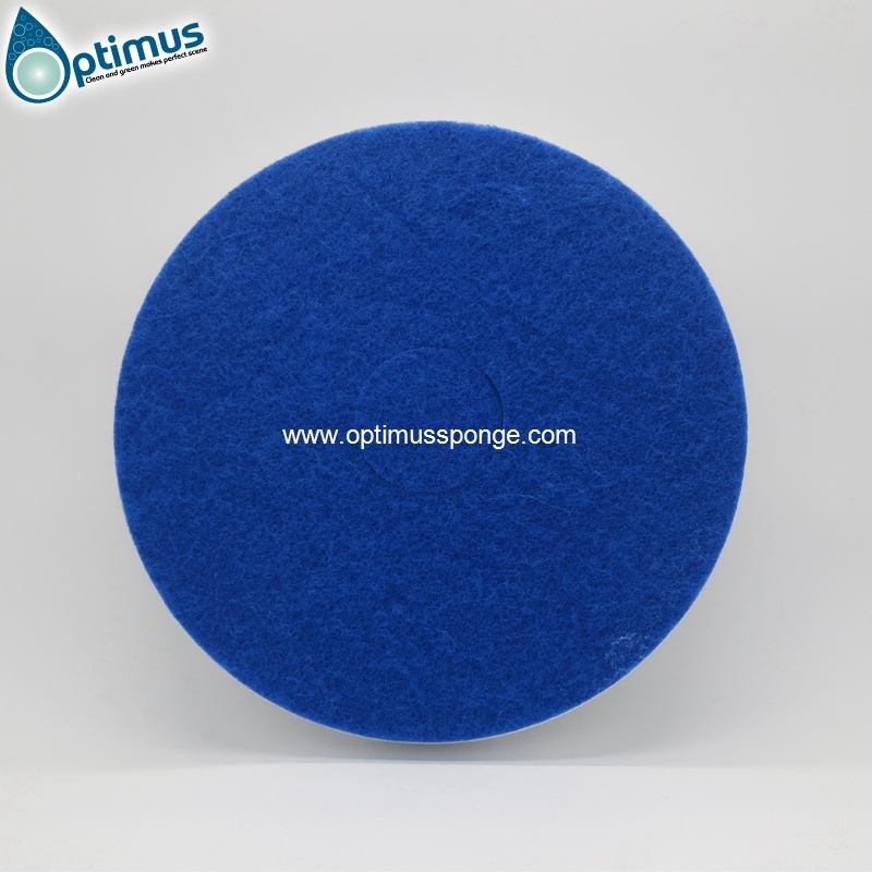 Melamine floor pad eraser floor polishing for machine