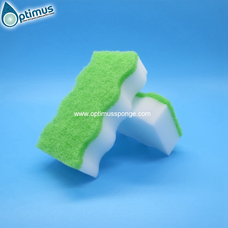Magic Rub Sponge, Scrubbing Melamine Sponge